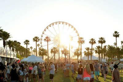 Побывать на Coachella Fest в Калифорнии