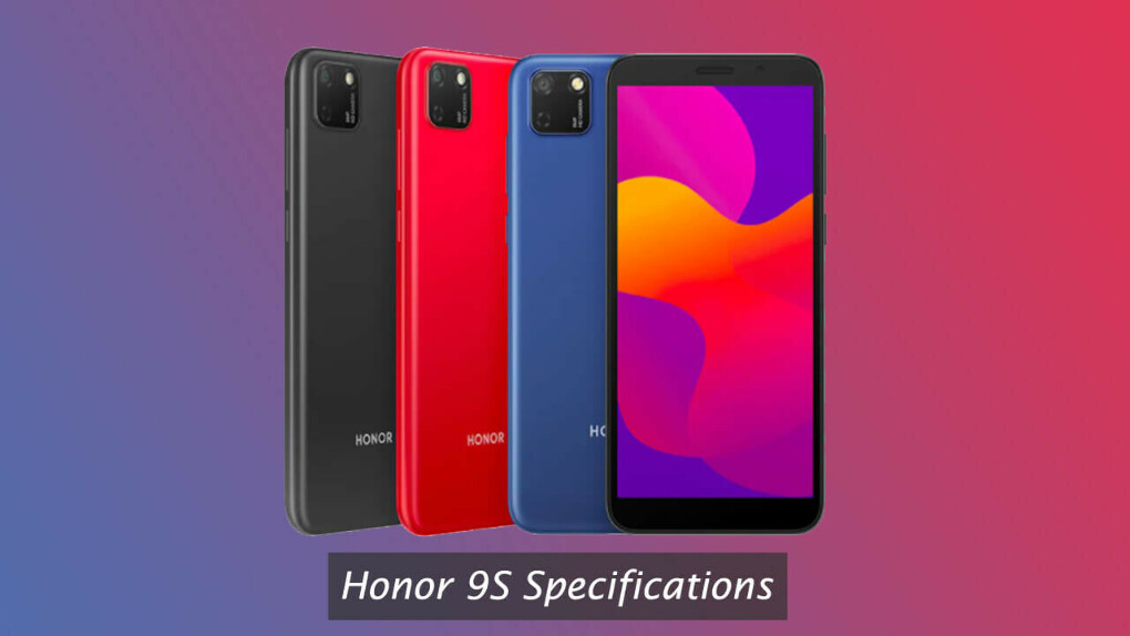 Honor 9S Specifications and Price in India | Flipshope