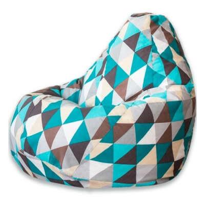Кресло-мешок DREAMBAG Изумруд 3XL