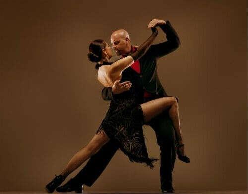 Танго вдвоем        Урок танго