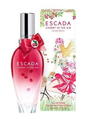 духи ESCADA-Cherry in the air