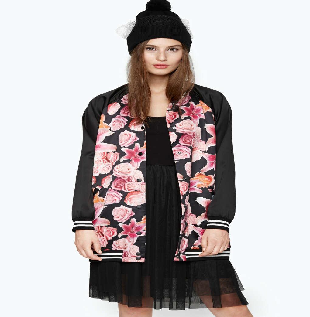 Monki | Melinda bomber jacket