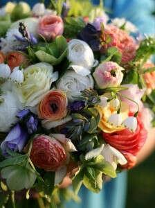 Хочу много-много цветов!