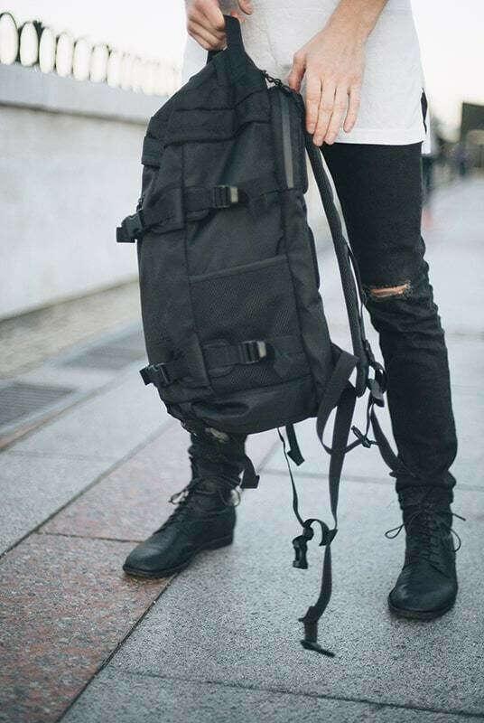 Рюкзак от Тихомирова