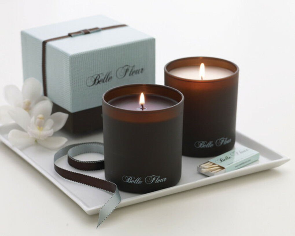 Ароматизированные свечи для интерьера
