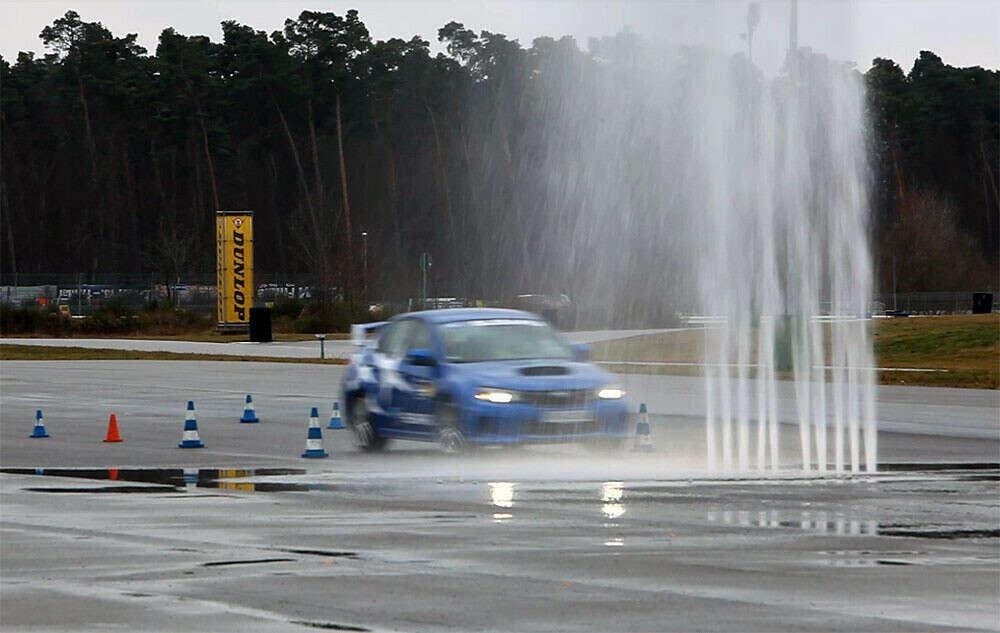 курс экстримального вождения