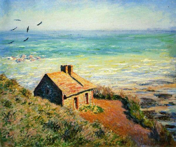 свой дом с видом на море