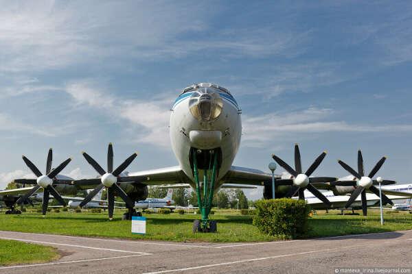 Сходить с мужем в музей авиации