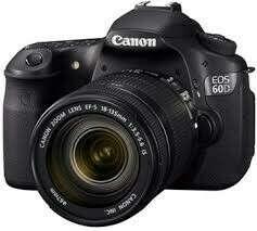 Хочу сильно Canon EOS 60D Kit EF-S 18-135 IS