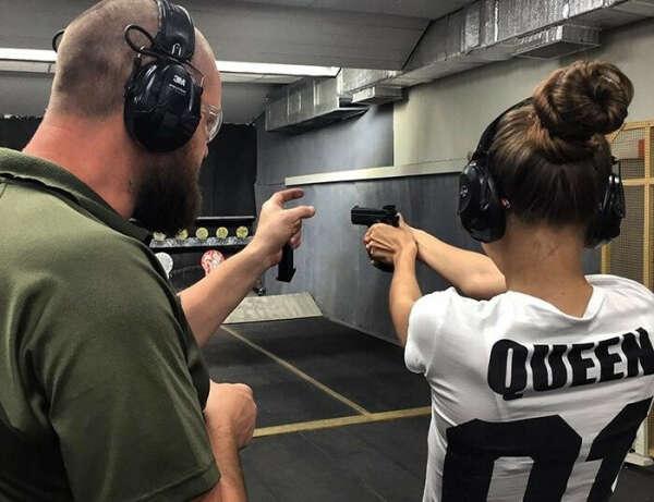 Курсы и обучение стрельбе из огнестрельного оружия