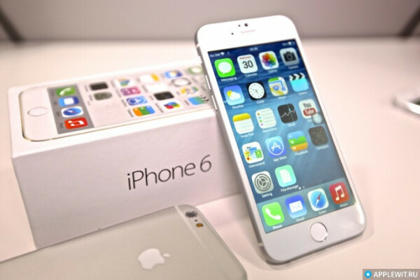 Apple iPhone 6 (4.7) 16Gb Silver