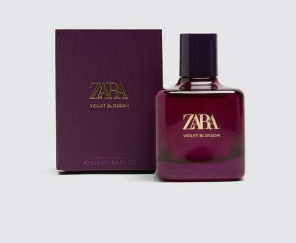 Духи Zara Violet Blossom