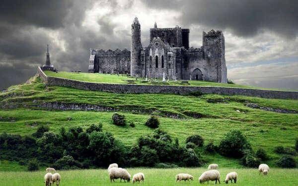 поездка в Ирландию