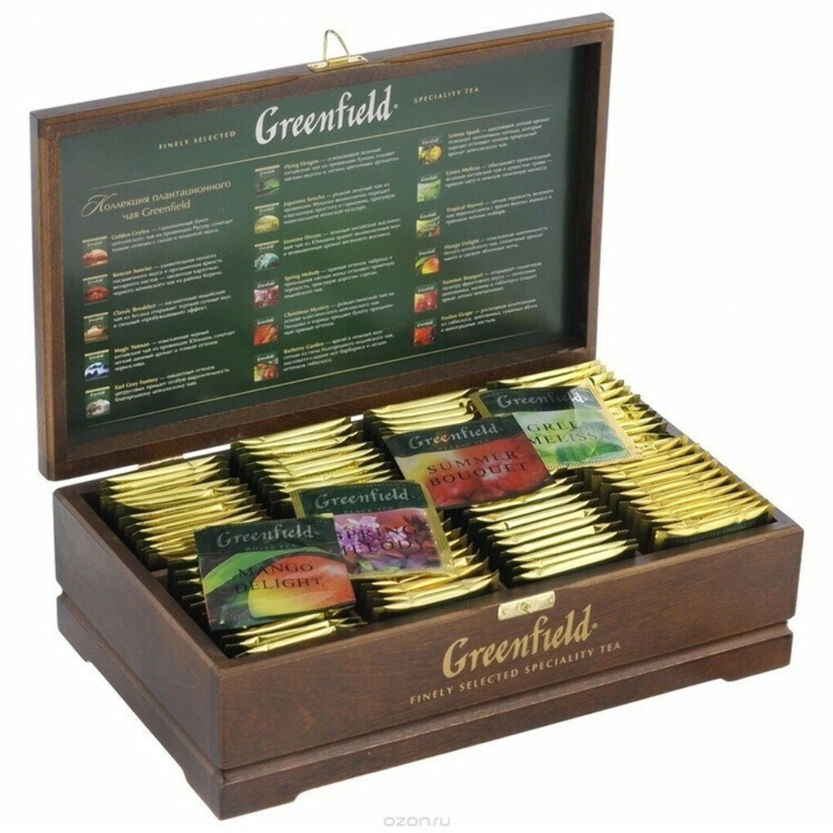 "Набор чая ""Greenfield"""