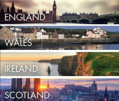 Путешествие по всей Великобритании ^_^