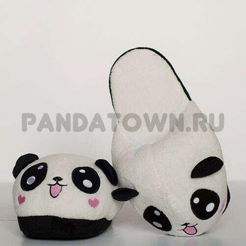 Тапочки Panda Smile