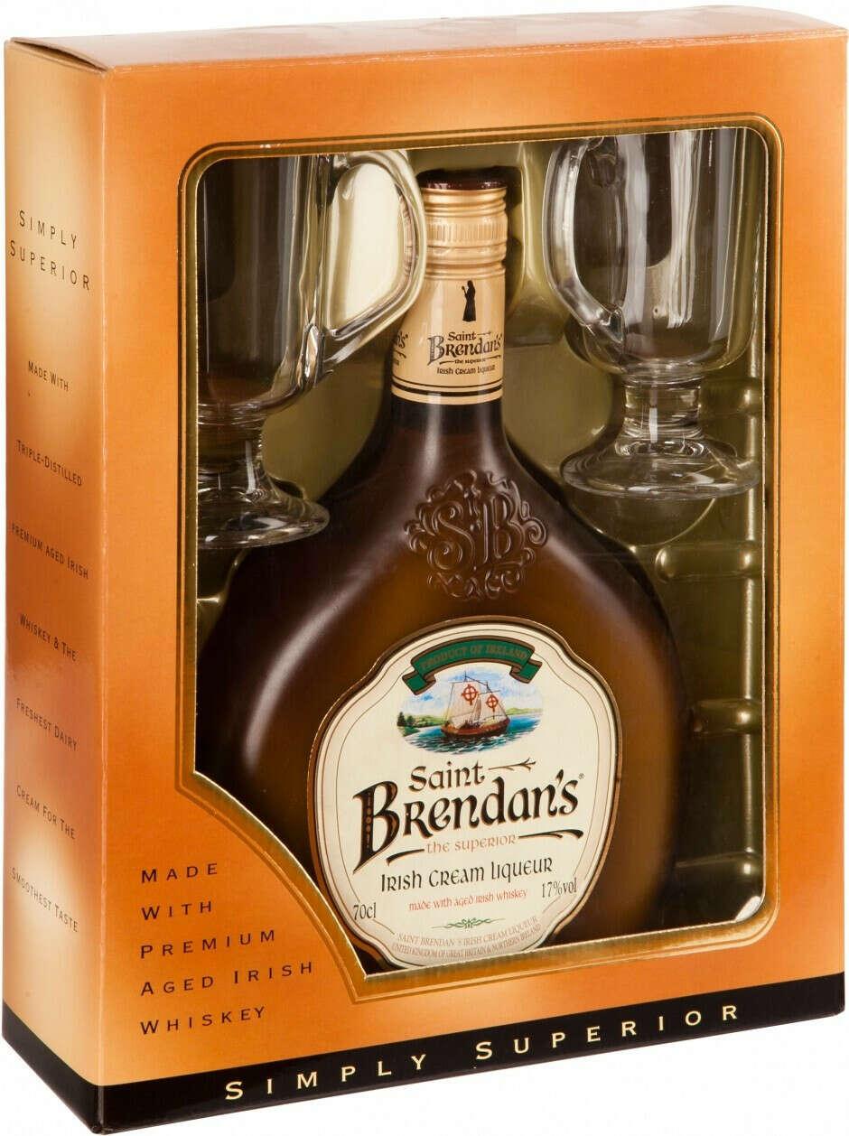Ликер Saint Brendan's Irish Cream