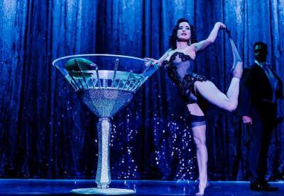 Dita Von Teese Burlesque