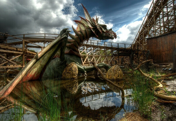 Парк развлечений Эфтелинг (Фельдхаузен, Нидерланды)