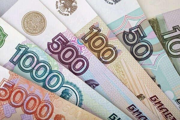 Деньги в открытке