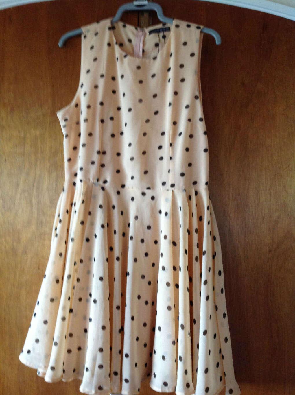 Платье 50-ых
