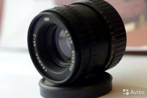 Гелиос 44-2 + переходник на Canon