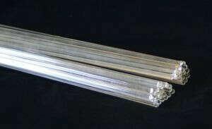 Палочки стеклянные 300 мм * 10 мм