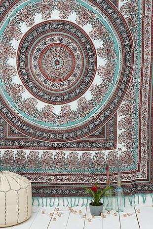 Madhi Paisley Tapestry