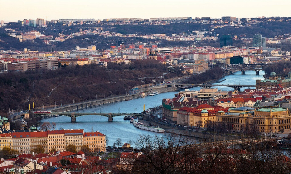 Хочу в Прагу
