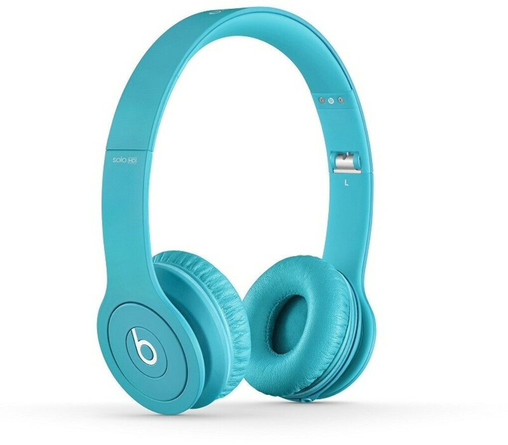 Beats Solo HD Matte Light Blue New 2013