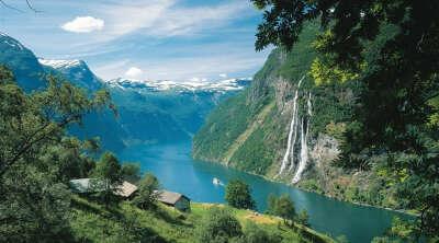 Увидеть норвежские фьорды своими глазами