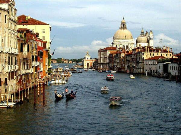 Увидеть Венецию