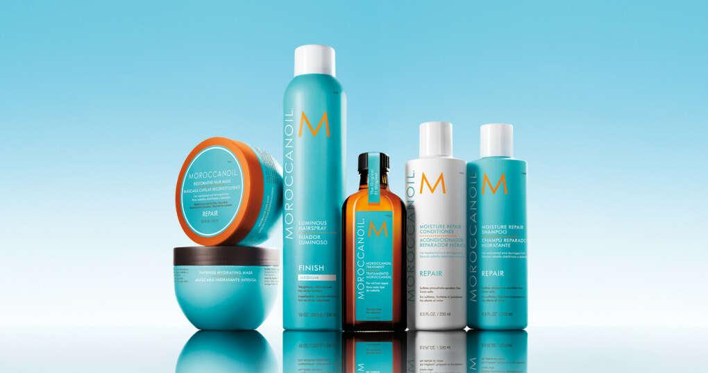 Средства для волос Morrocan Oil