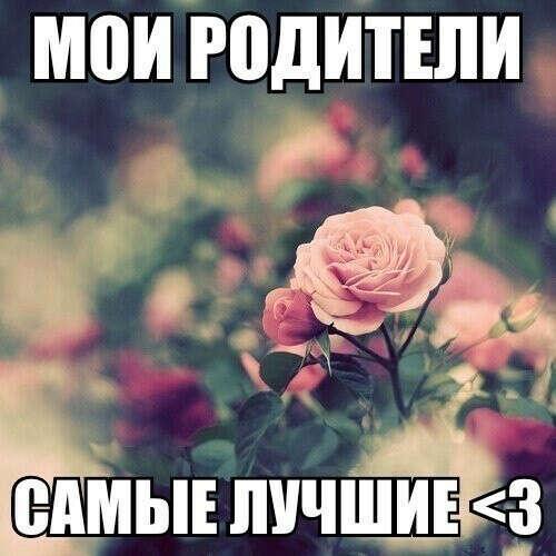 Хочу чтобы родители жили вечно!