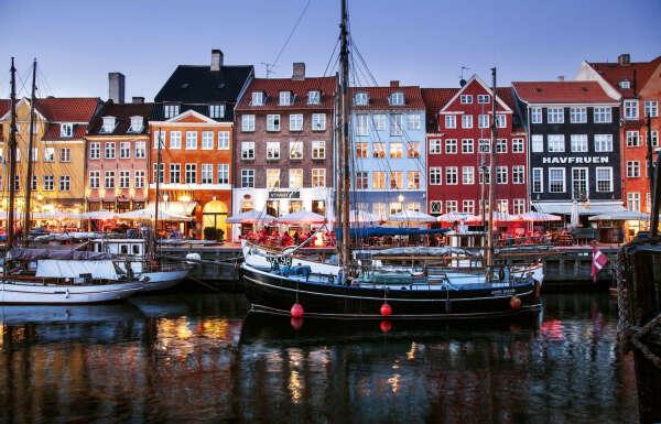 Побывать в Копенгагене