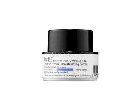 BELIF The True Cream Moisturizing Bomb - увлажняющий крем для лица (мини), 10 мл купить в Amoreshop