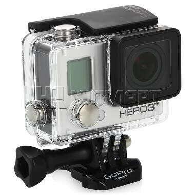 action-камера GoPro HD HERO3+ Black Edition Motorsport (CHDMX-302)