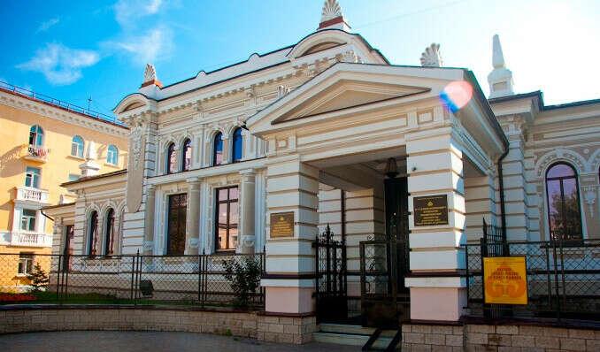 Посетить Музей археологии и этнографии в Уфе