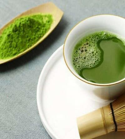Попробовать чай Матча