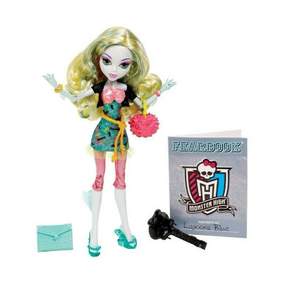 "Monster High/Лагуна Блю из серии ""День фото"""