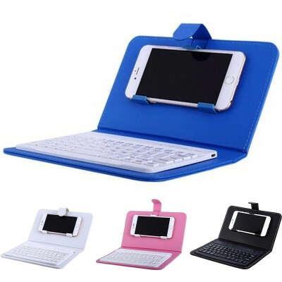 Портативная клавиатура для телефона