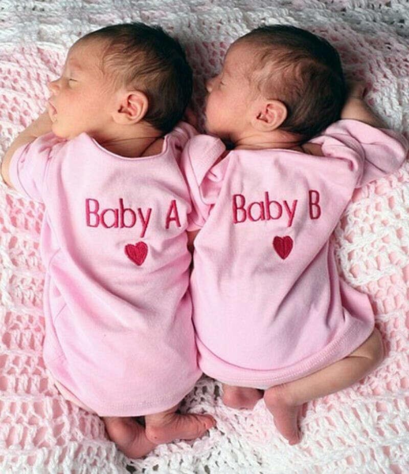Дочурок-близняшек