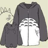 Cozy Totoro Jacket