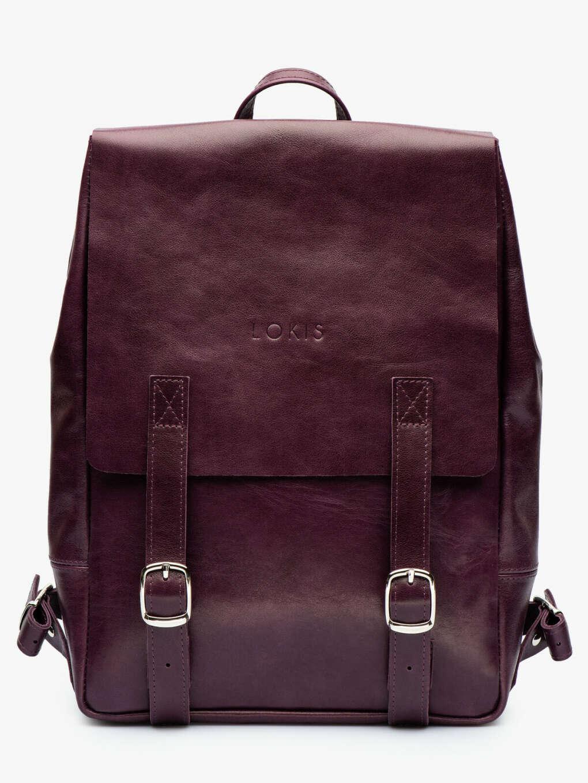 Темно-фиолетовый рюкзак