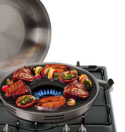 Сковорода газ-гриль