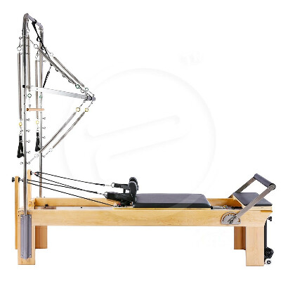 Pilates Reformer Rehab with Tower (Height of the Bed 17 in)