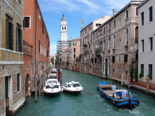 Хочу побывать в Италии