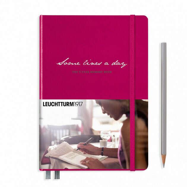 Блокнот Leuchtturm1917 Memory Book (Дневник на 5 лет)