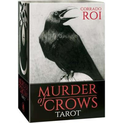 Таро Ворон Смерти — Murder of Crows Tarot.Lo Scarabeo