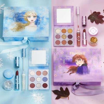 COLOURPOP Frozen II collection